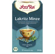 Golden Temple Yogi Lakritz Minze Tee 17FB