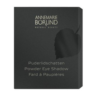 Annemarie Börlind Puderlidschatten grey blue 53