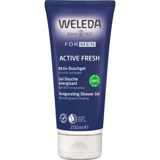 Weleda Men Aktiv Dusch Gel 200ml
