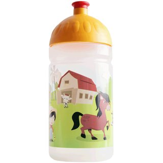 FreeWater Kinder-Trinkflasche Farm 0,5