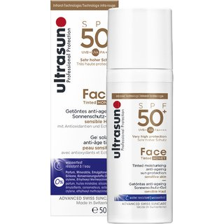 Dr. Grandel Ultrasun Anti-Age SPF50+ Tinted HONEY