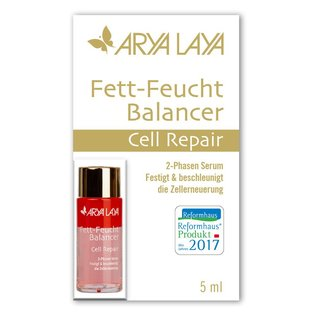 Arya Laya Fett-Feucht Balancer Cell Repair Probiergöße 5ml