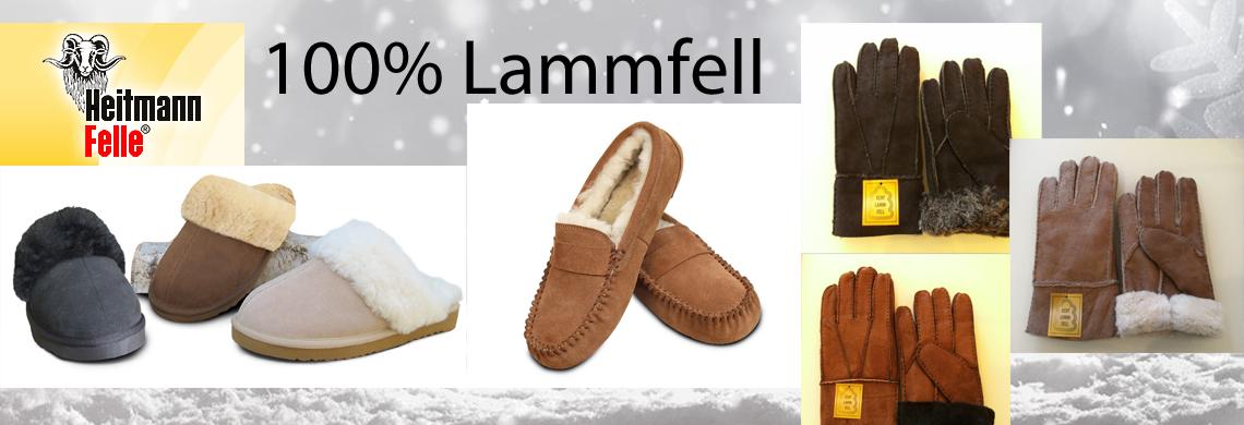 Heitmann Lammfell 2020