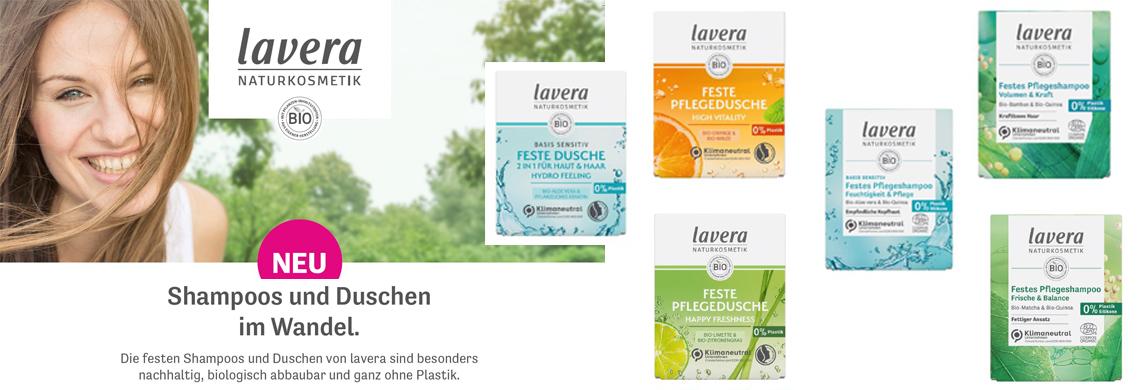 Lavera Feste Shampoo&Seife
