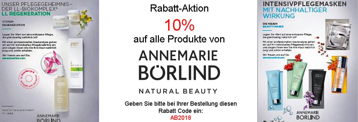 Annemarie Börlind Kosmetik