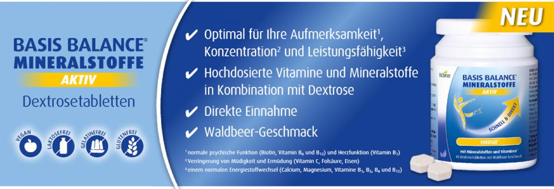 Basis Aktiv Dextrose