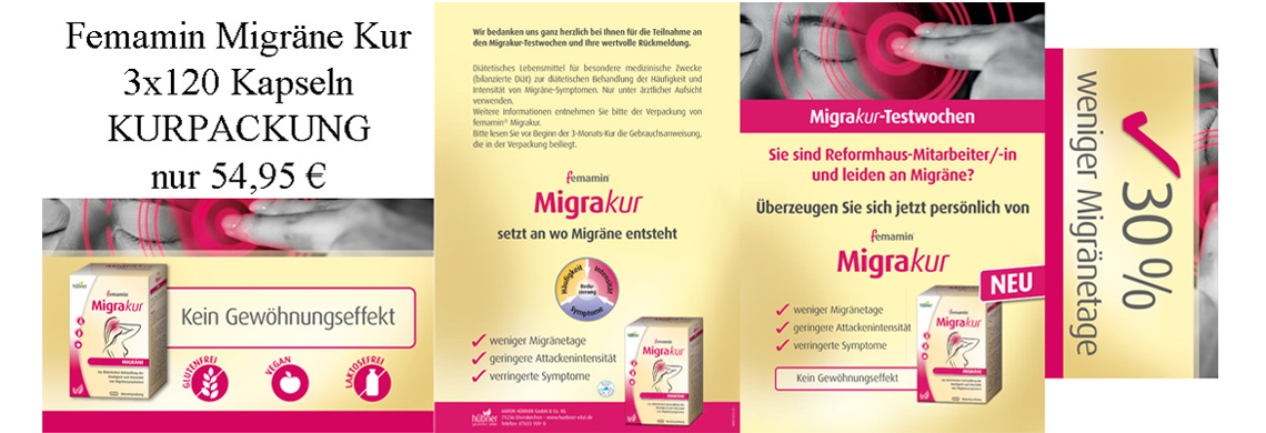 Hübner Migräne