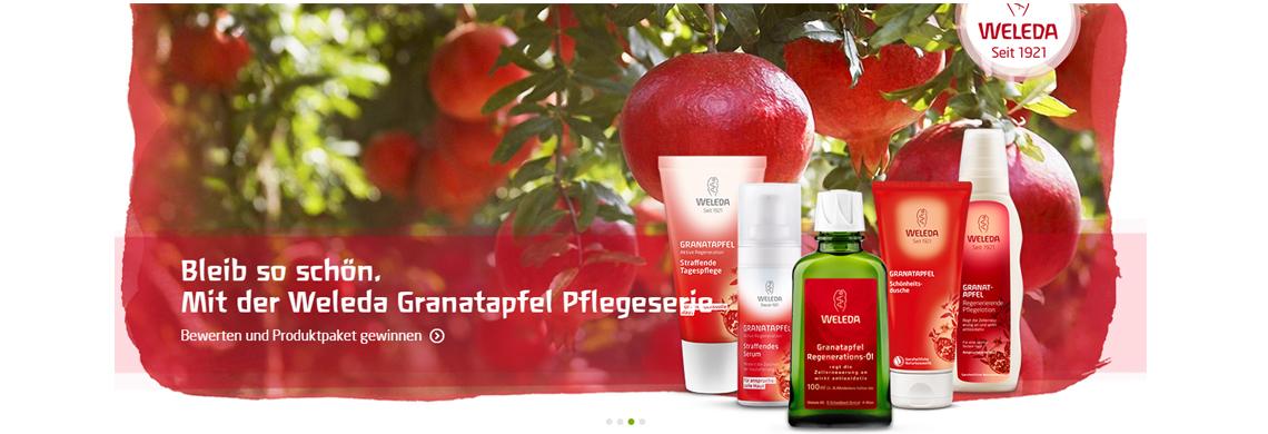 Weleda Granatapfel
